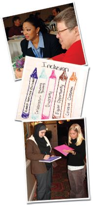 Meeting the Needs of Diverse Learners® Workshop Series http://www.justaskpublications.com/meeting_the_needs.htm