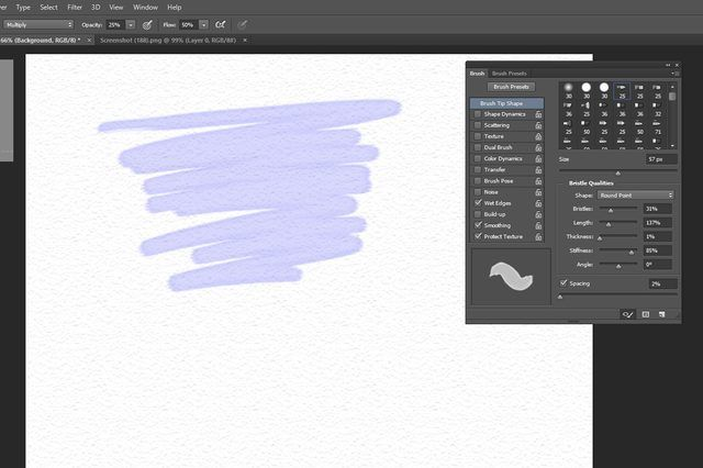 How Do I Make Watercolor Paper In Adobe Photoshop Photoshop