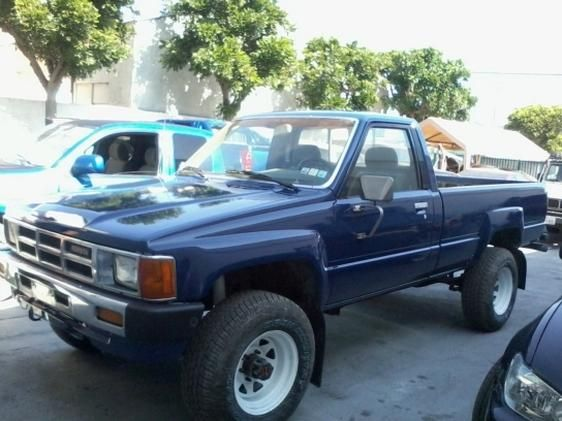 1985 Toyota Pickup 4x4 >> Looks A Lot Like My 1985 Toyota 4x4 Pickup 85 Was The Best