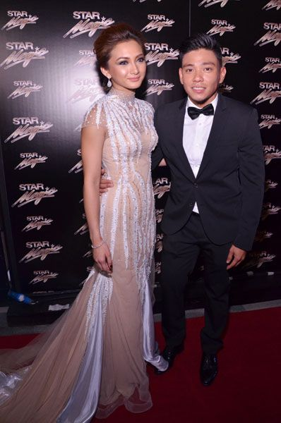 Iya Villania and Drew Arellano at the Star Magic Ball | Passion for ...