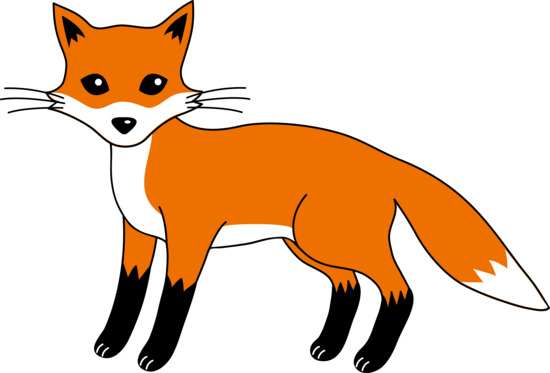 cute red fox clip art clip art pinterest red fox clip art and rh pinterest com red fox png clipart Orange Fox Clip Art