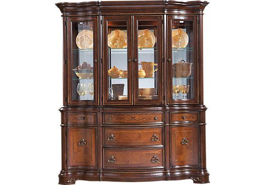 Shop For A North Boston China Cabinet At Rooms To Go Find Cabinets That