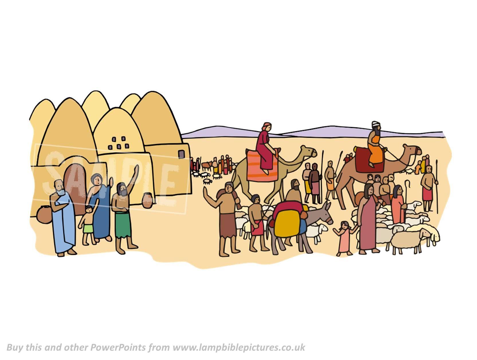Abraham is called abraham pinterest - Libero clipart storie della bibbia ...