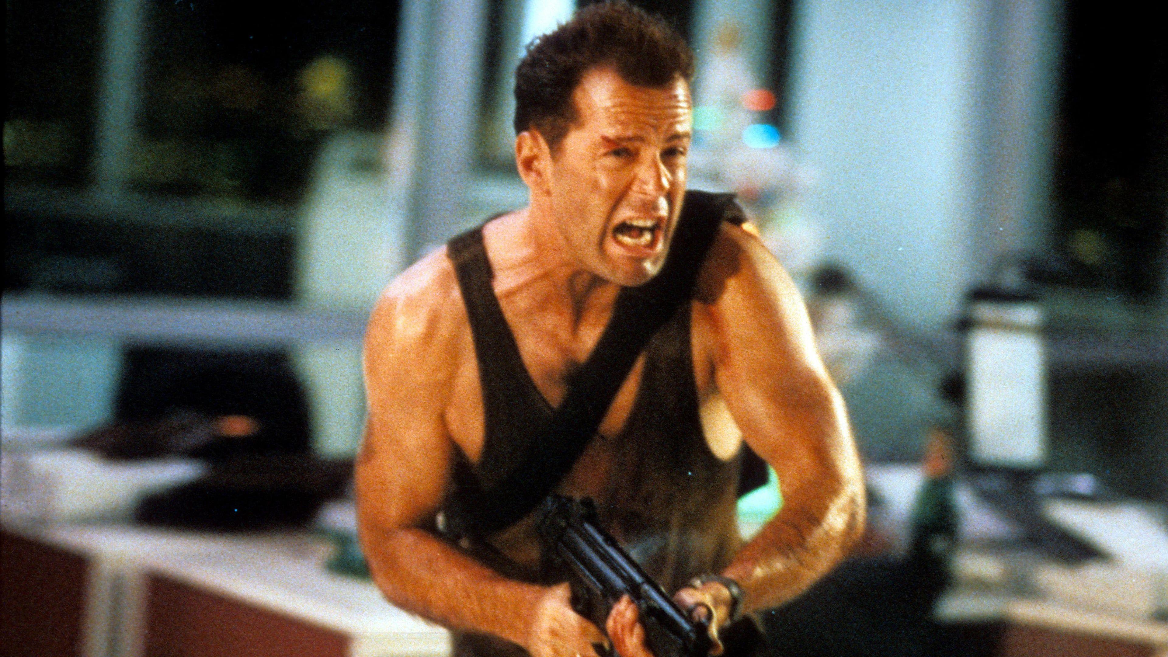 Die Hard Trappola Di Cristallo 1988 Streaming Ita Cb01 Film Completo Italiano Altadefinizione Durante La Tradizionale Festa Di Nata Film Film Completi Cinema