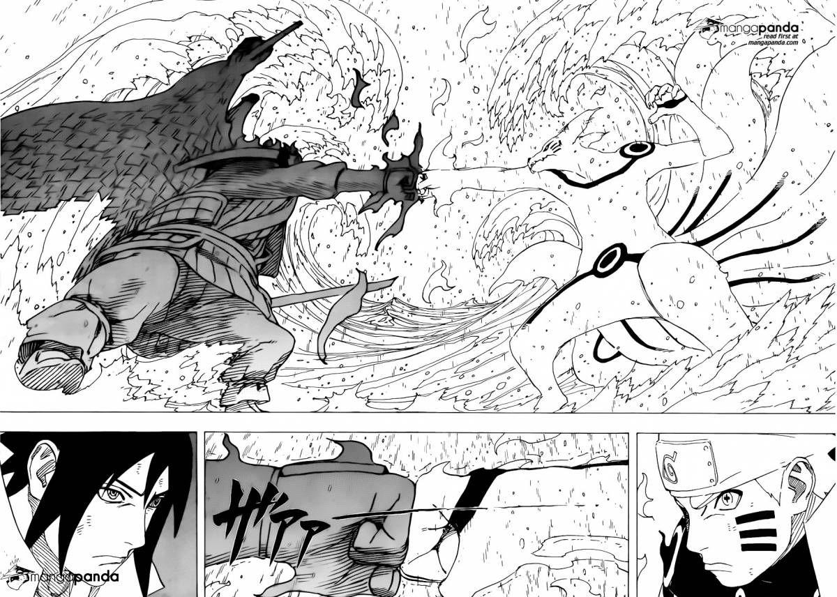 Naruto 695 Read Naruto 695 Online Page 9 Naruto Naruto Art Naruto Vs Sasuke