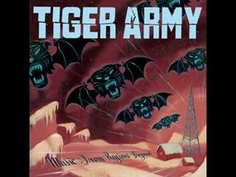 Tiger Army - Track 4 - Forever Fades Away   Cold rain ...