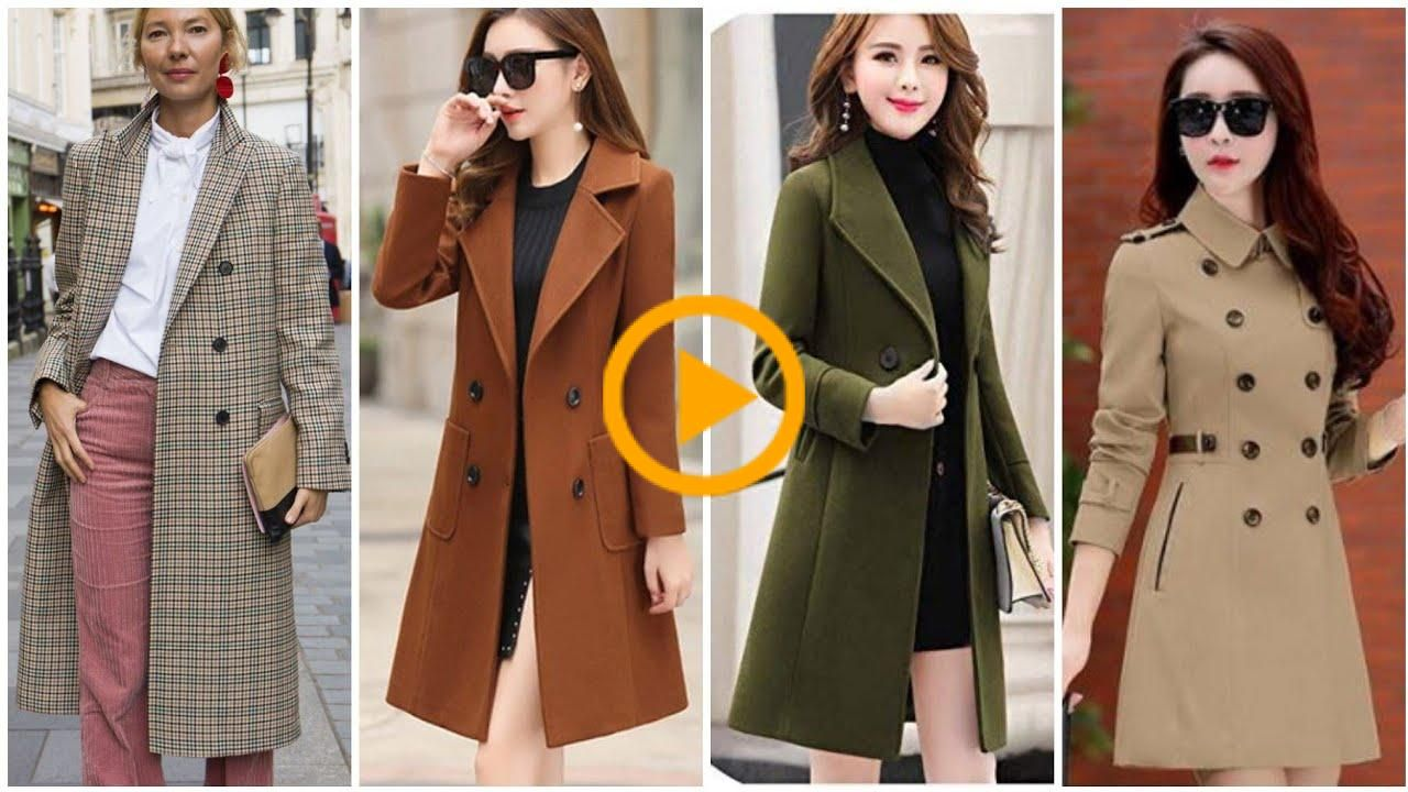 Latest Girls Winter Wear Latest Girls Sweaters Latest Ladies Long Coat Design 2020 21 Coat Design Long Coat Women Popular Clothing Styles Coat Design