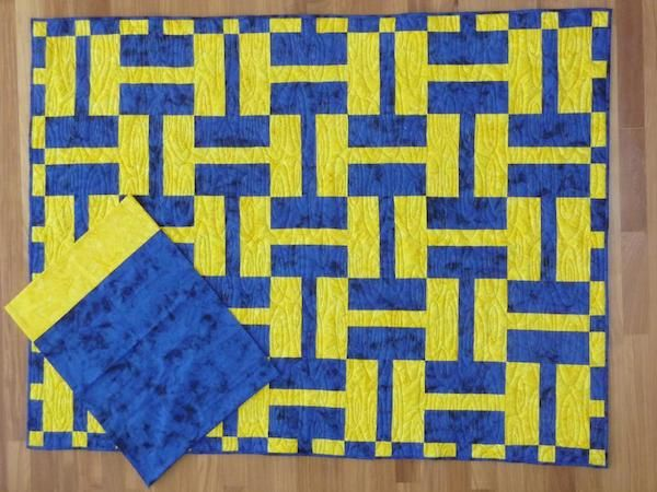 Do You Know That Fleece Is Relatively Easy To Work With And Great For Quilt