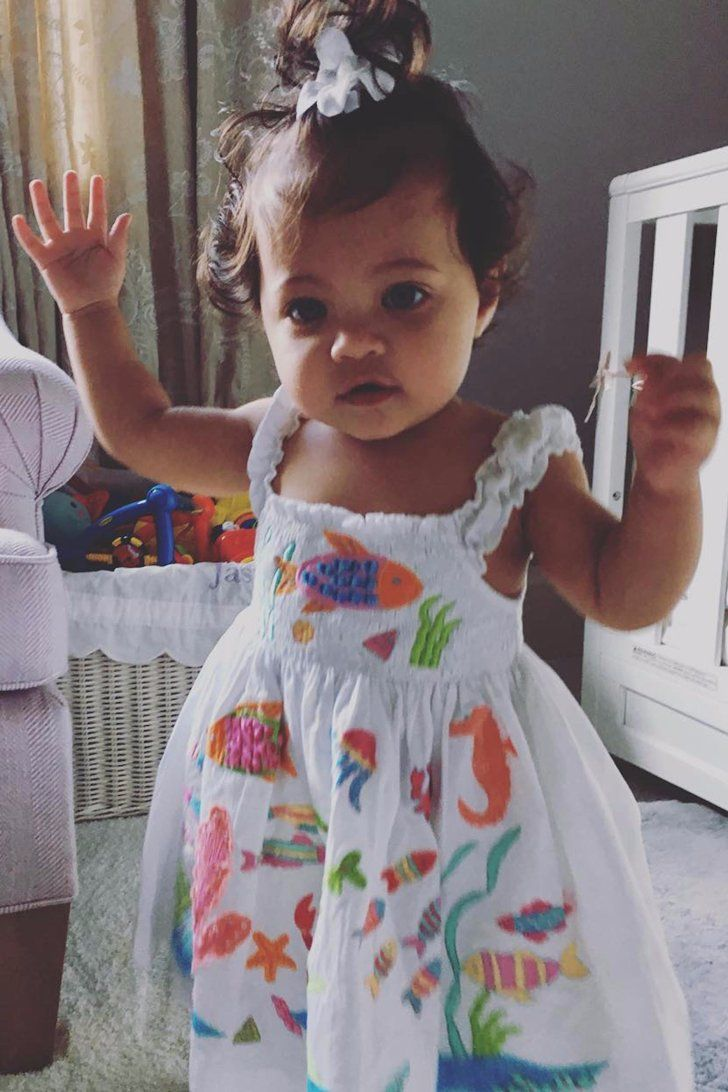 It S Official Dwayne Johnson S Baby Girl Is Out To Steal