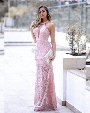 vestido sereia longo noiva festa madrinha 3 cores