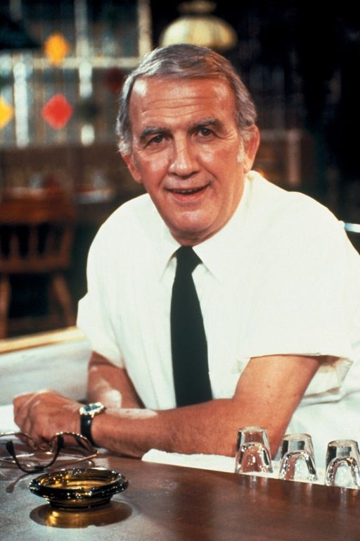 Nicholas Colasanto, 1924-1985 (ACTOR, The original bartender at CHEERS)