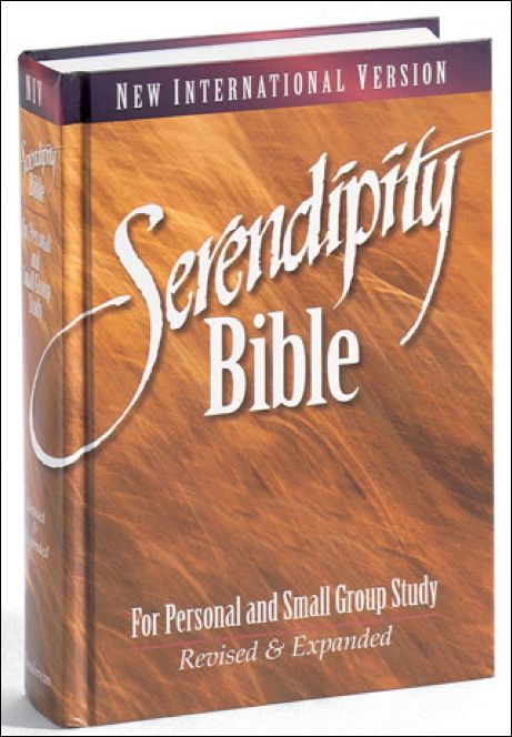 Serendipity Bible For Personal And Small Group Study Small Groups Oldest Bible Bible