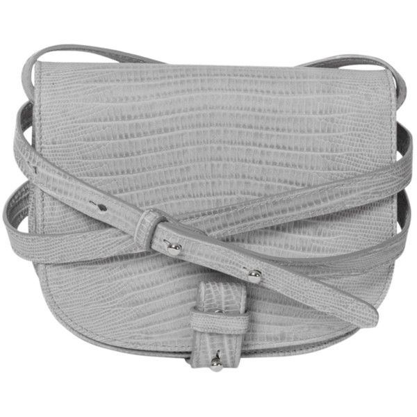 Little Liffner Small Saddle Bag found on Polyvore