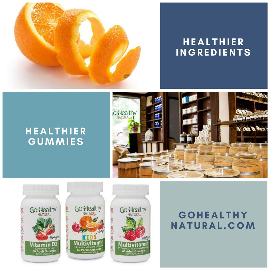 Healthy Stuff to Buy by Go Healthy Natural Healthy