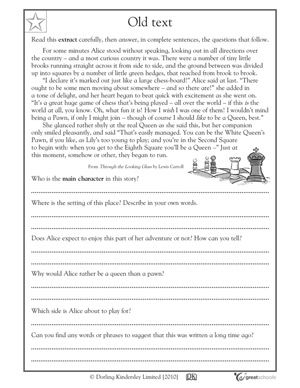Our Favorite 5th Grade Reading Worksheets Reading Worksheets