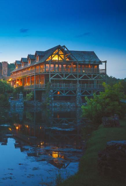 50 midwest resorts we love in 2019 missouri travel midwest rh pinterest com