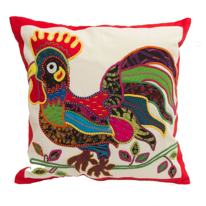 Fair Trade Made In Sri Lanka This Pillow Cover With Exquisite