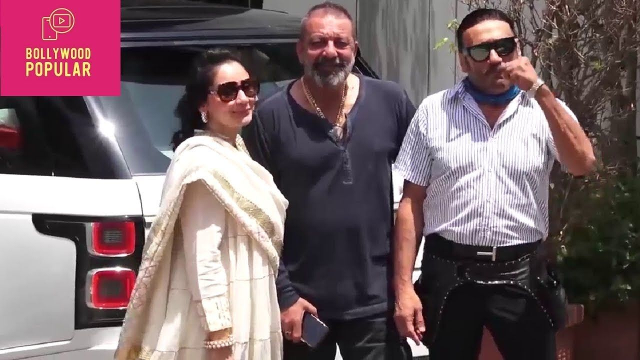 Sanjay Dutt & Jackie Shroff's FUNNY Moments | Bollywood ...