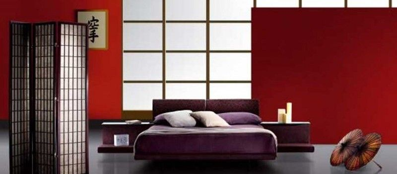 Bedroom Furniture Design Idea by META japanese style Design