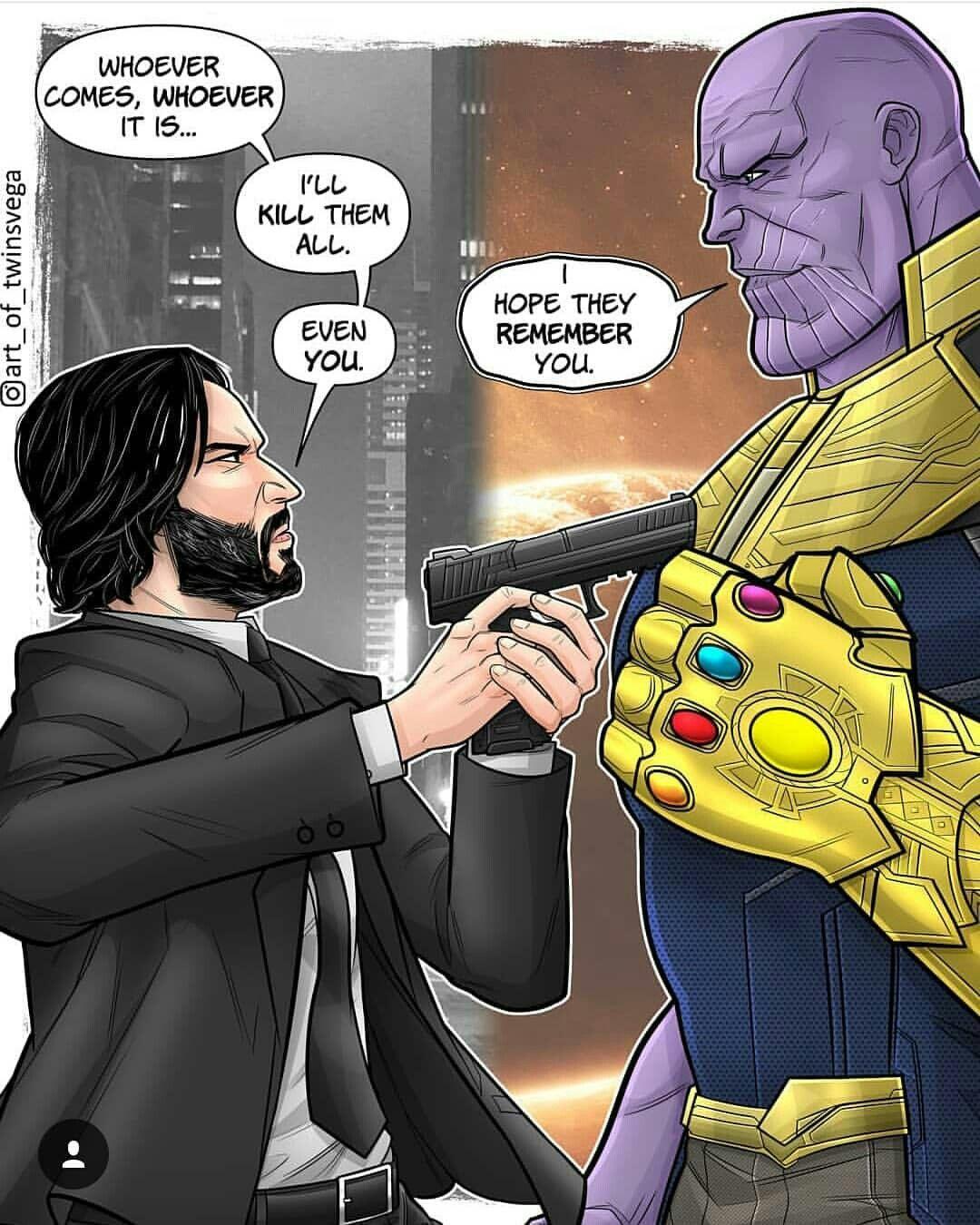 Pin By Rishi Chandran On Keanu John Wick Meme Funny Marvel Memes Marvel Jokes