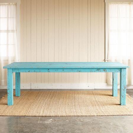 Reclaimed Wood Indoor/Outdoor Table | Robert Redford's Sundance Catalog