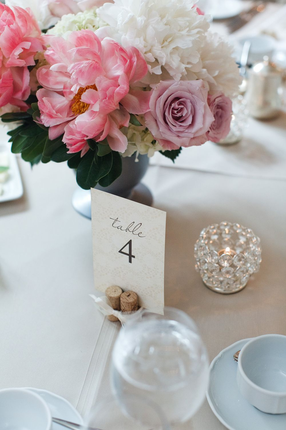 Classic Vintage Wedding: Reception