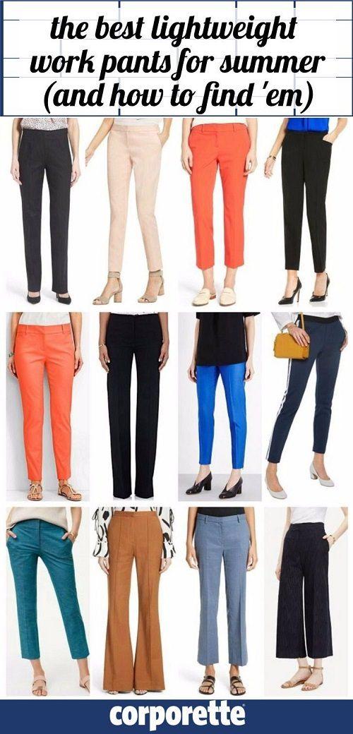 223700c0ec1b lightweight summer dress pants for women