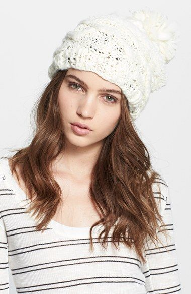 4ab87cabd Free shipping and returns on Free People 'Only For You' Beanie at ...