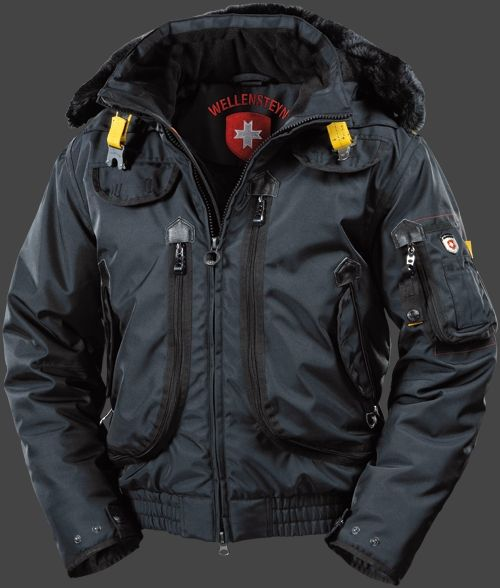 4fa5169406b7 Wellensteyn Rescue Jacket, RainbowAirTec, Midnightblue   soldier ...