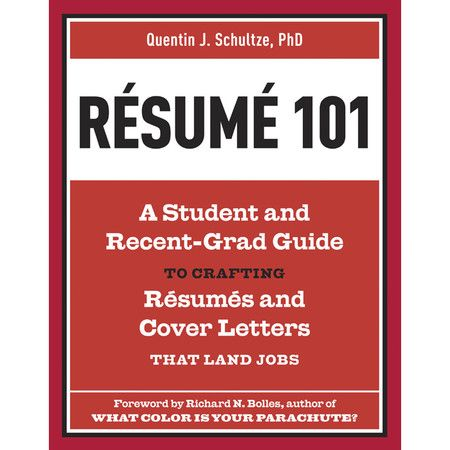 Resume 101 Book Resume Press Pinterest Studente, Curriculum - resume 101