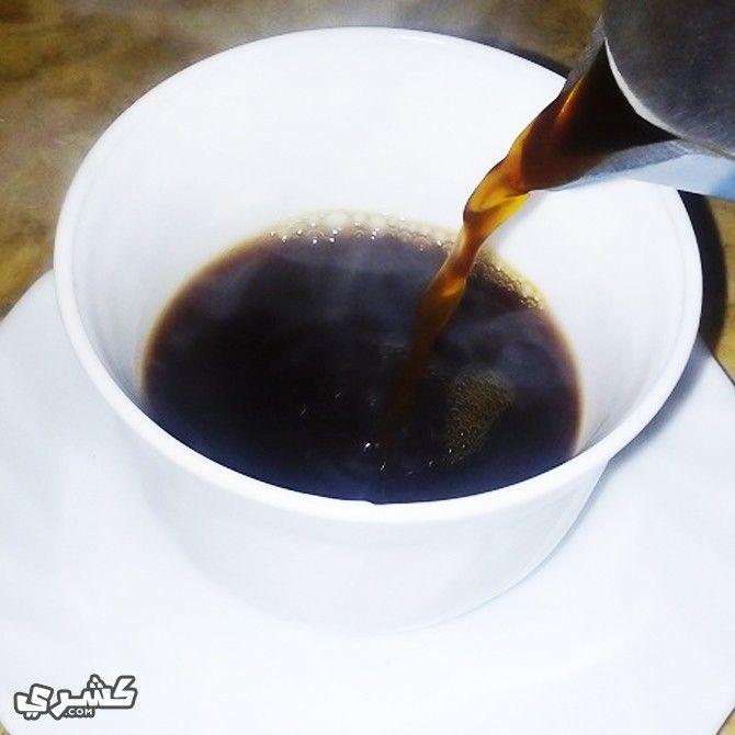 طريقة عمل قهوة الاسبريسو بالطريقة التقليدية Tableware Koshari Chemex