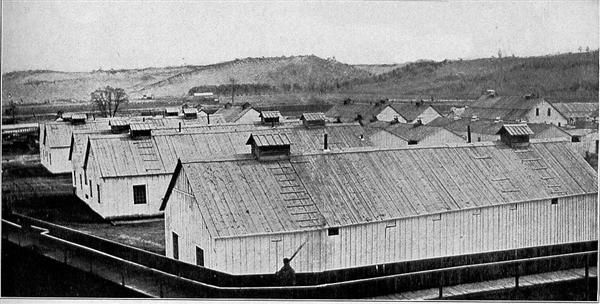 "Elmira Prison Camp, NY: ""Elmira was nearer Hades than I ..."