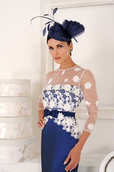 Stunningly beautiful wedding guest dress from Dress Code by Veromia ...
