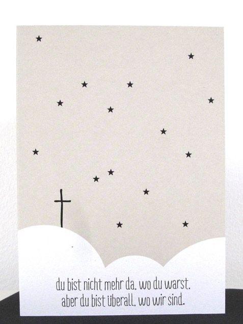ava yves trauer klappkarte trauerkarten pinterest. Black Bedroom Furniture Sets. Home Design Ideas