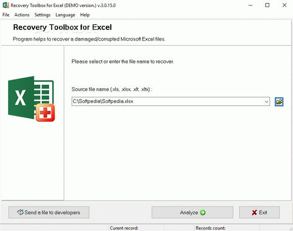 excel recovery software with crack