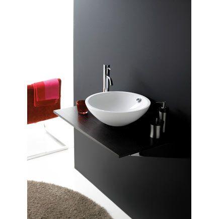 Lavabo de baño SERIE CASTELLON Ref. 12745061 - Leroy Merlin