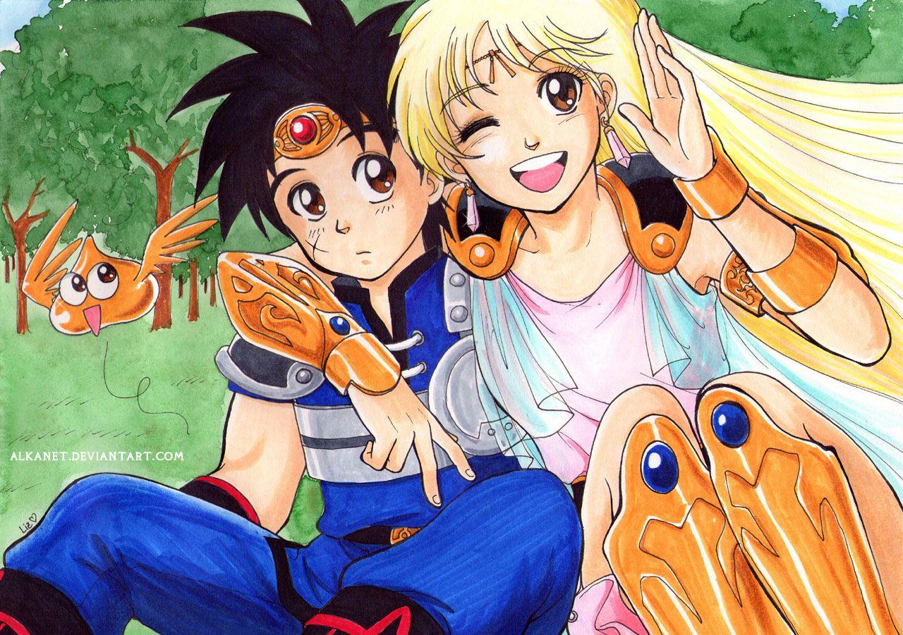 Anime Ponkotsu Quest X Monsterz
