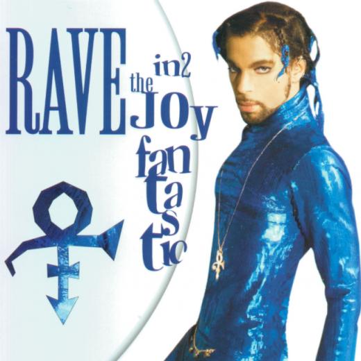 'Rave In2 The Joy Fantastic,' 2001.