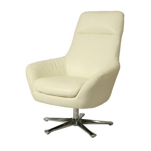 Pastel Furniture Ellejoyce Leather Chair Allmodern Pastel Furniture Club Chairs Furniture