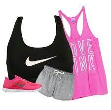 Cute gym outfit  9f4663f11f968