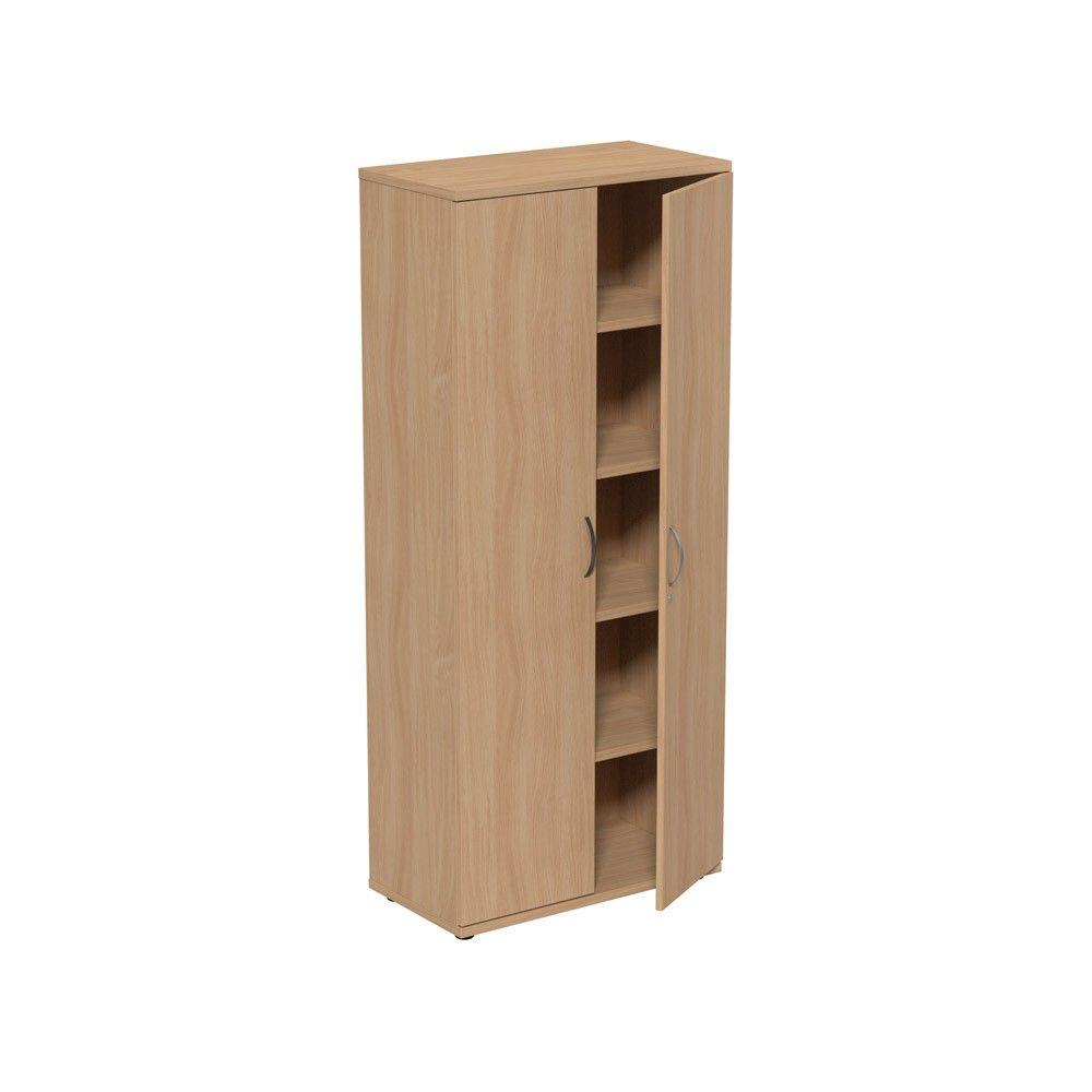 Unite 2 Door Wooden Cupboard 1850mm Office Storage