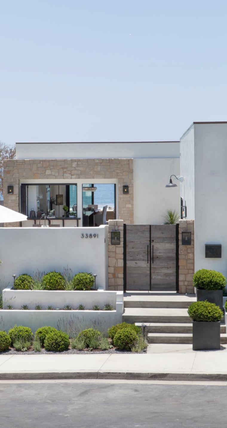 Beach House Decor | Home | Pinterest | Maison moderne, Maison and ...