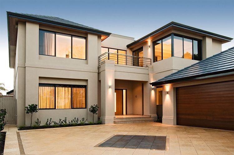 Home Facade On Instagram Luxury Homedecor Design Designer Instahome Instade House Structure Design Modern Style House Plans Facade House