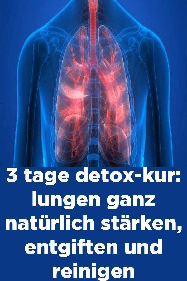 Rauchen Aufhören Körper Entgiften