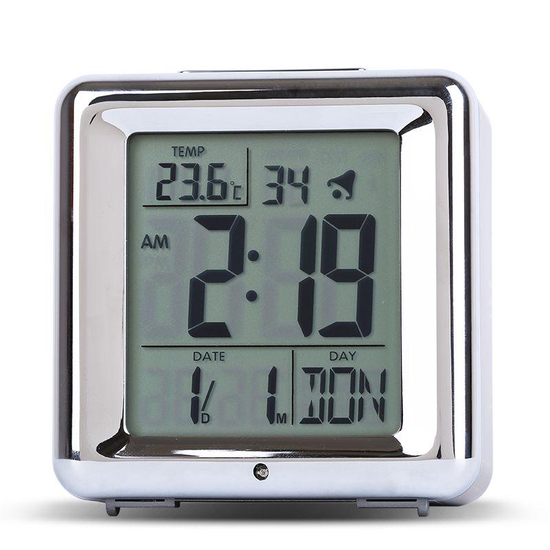 Digital Alarm Clock Snooze Beep Alarm Clock