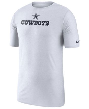 Nike Men s Dallas Cowboys Player Top T-Shirt 2018 - White L in 2019 ... 5a71c1d5a