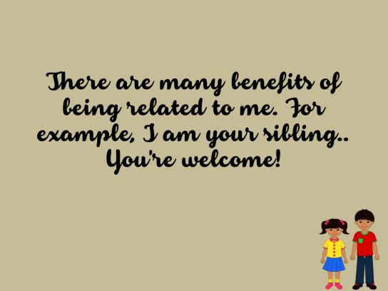 7 Funny And Inspirational Quotes For Rakhi Sibling Quotes