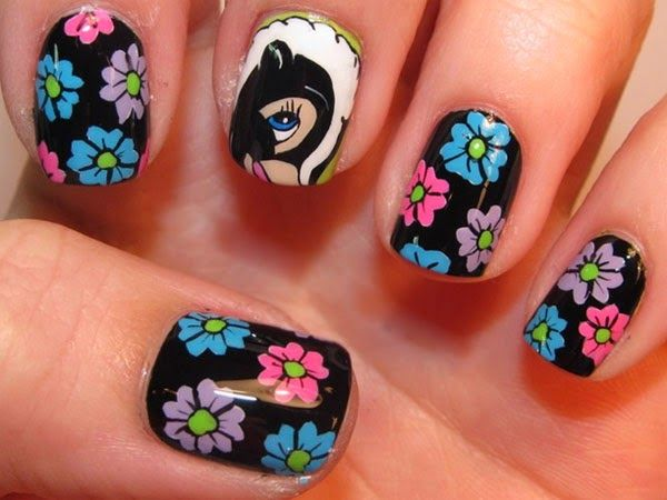 Uñas Decoradas Uñas Decoradas Para Niñas Arte De Uñas Nail Art
