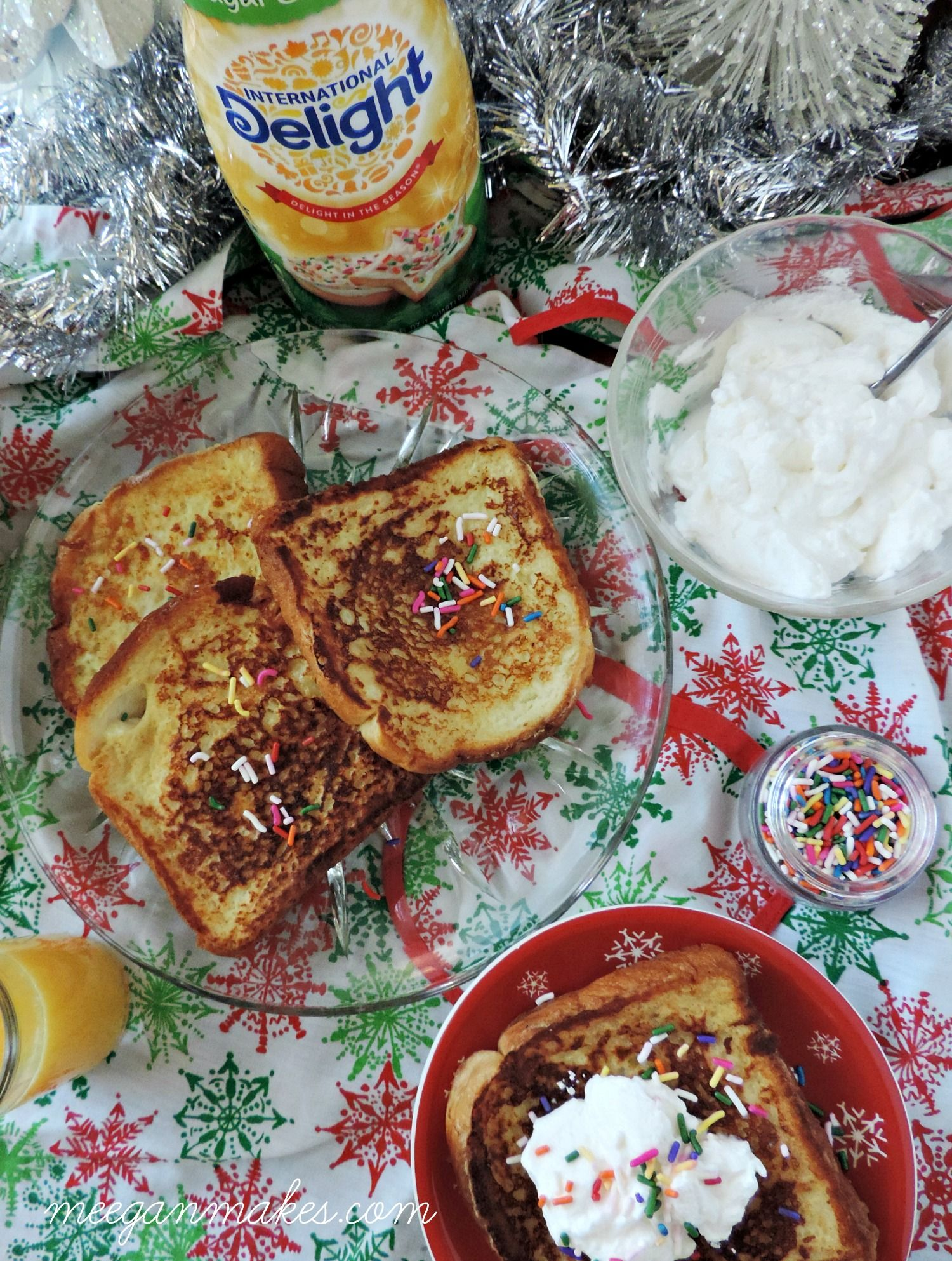 This super simple Sugar Cookie French Toast Recipe is made ...