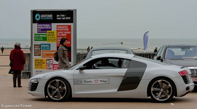 Audi R8 Audi Audi R8 Sports Car